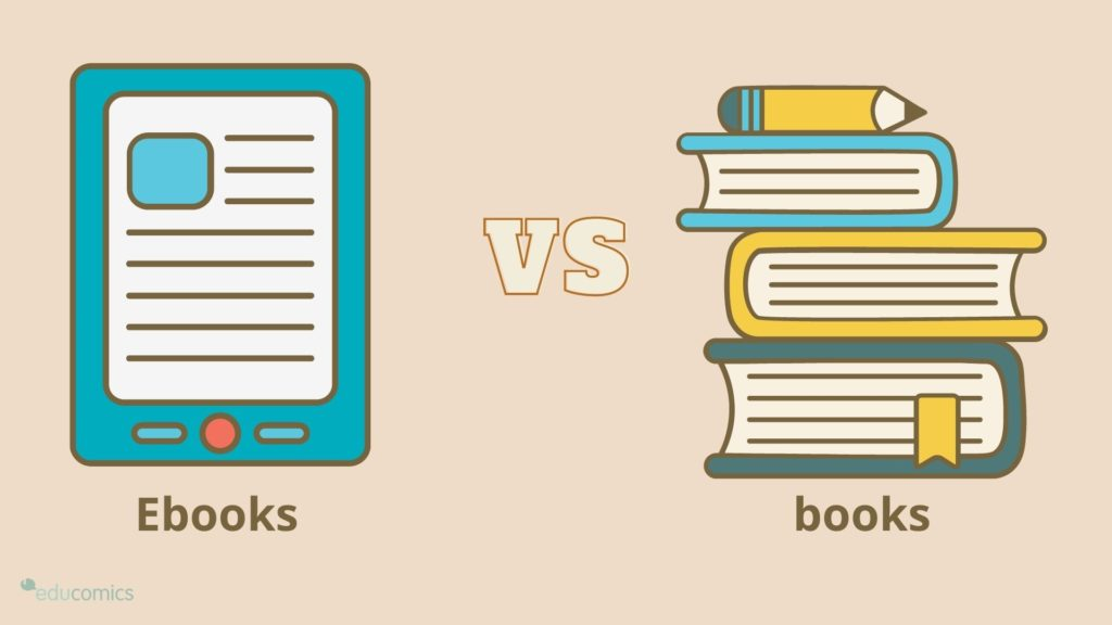 ebook vs book static image