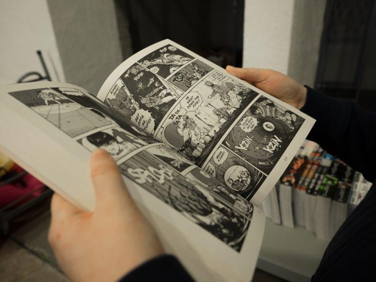 Comic Strips to Teach